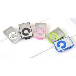 Mini MP3 přehrávač, Barva Růžová
